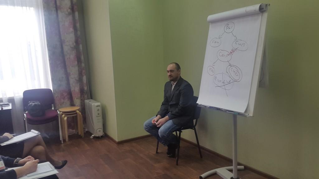 Тренинг ГлавУч в Москве