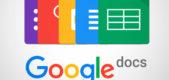 Обзор работы в Гугл Таблицах